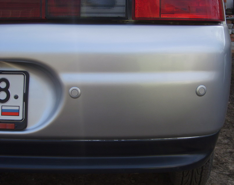 Фото №18 - установка парктроника на ВАЗ 2110